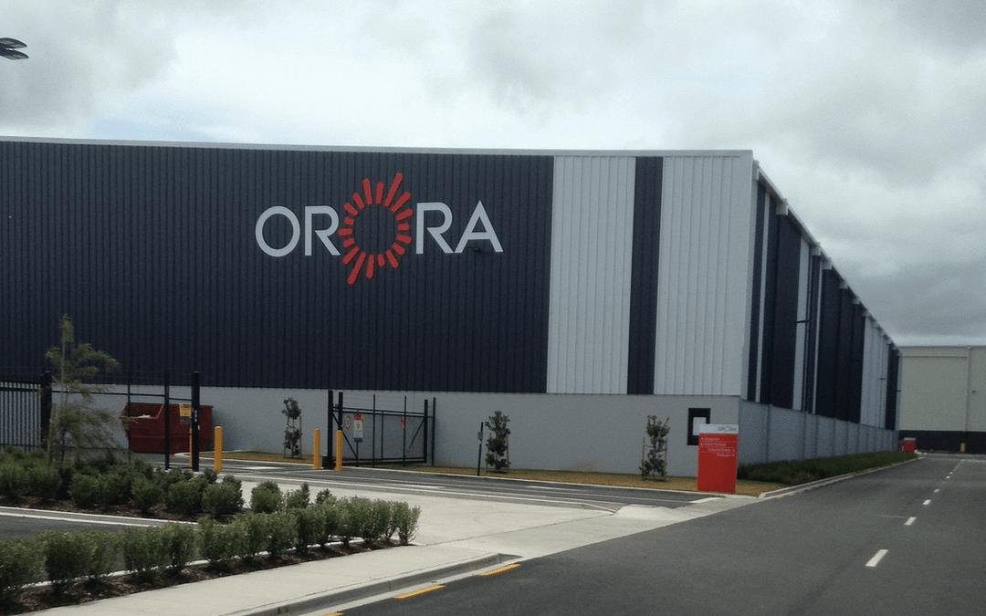 Saito's Location Labelling solution for Orora