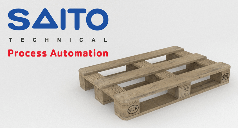 Saito Technical Ltd have achieved Global Certification for pallet marking equipment