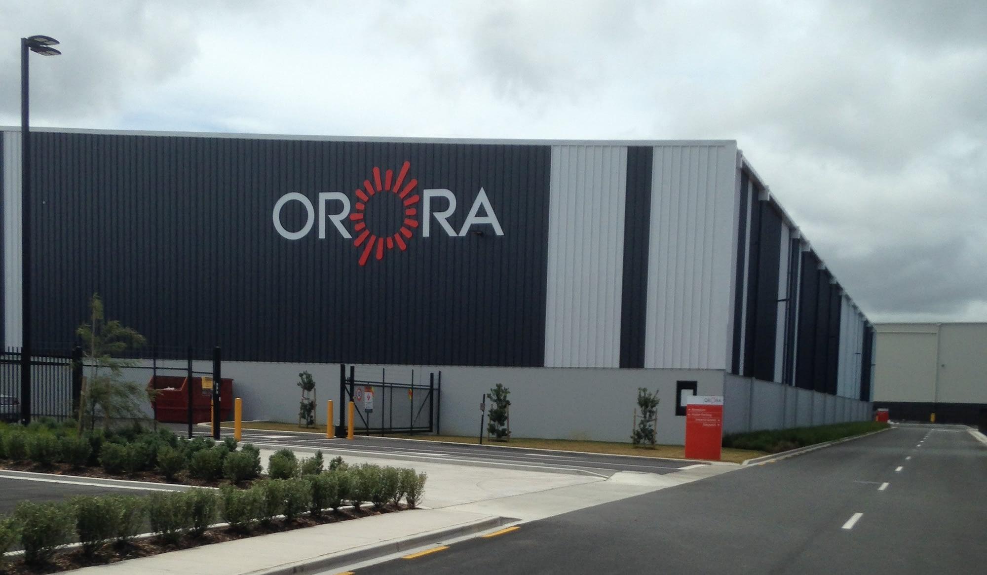 OroraBuilding