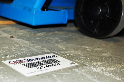 Floor Code Streamline Forklift