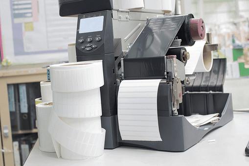 Ribbon Desktop Printer