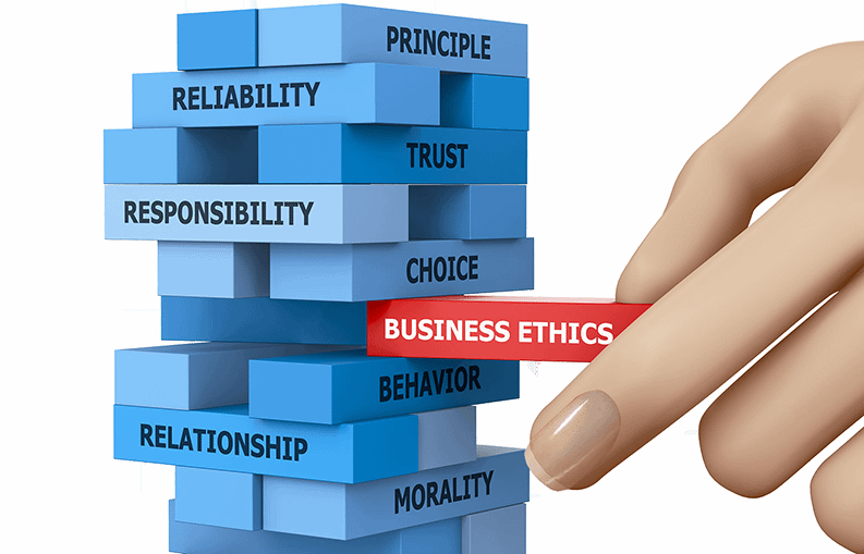 Why Choose Us Business Ethics