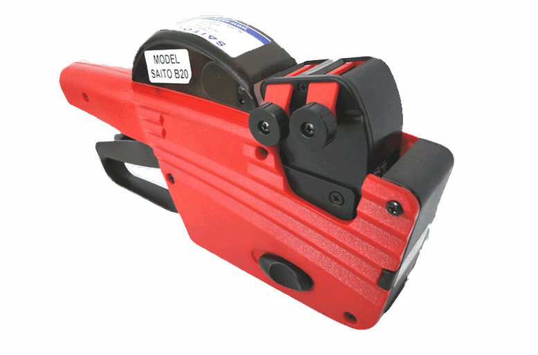 Saito B20 Price Marker Label Gun