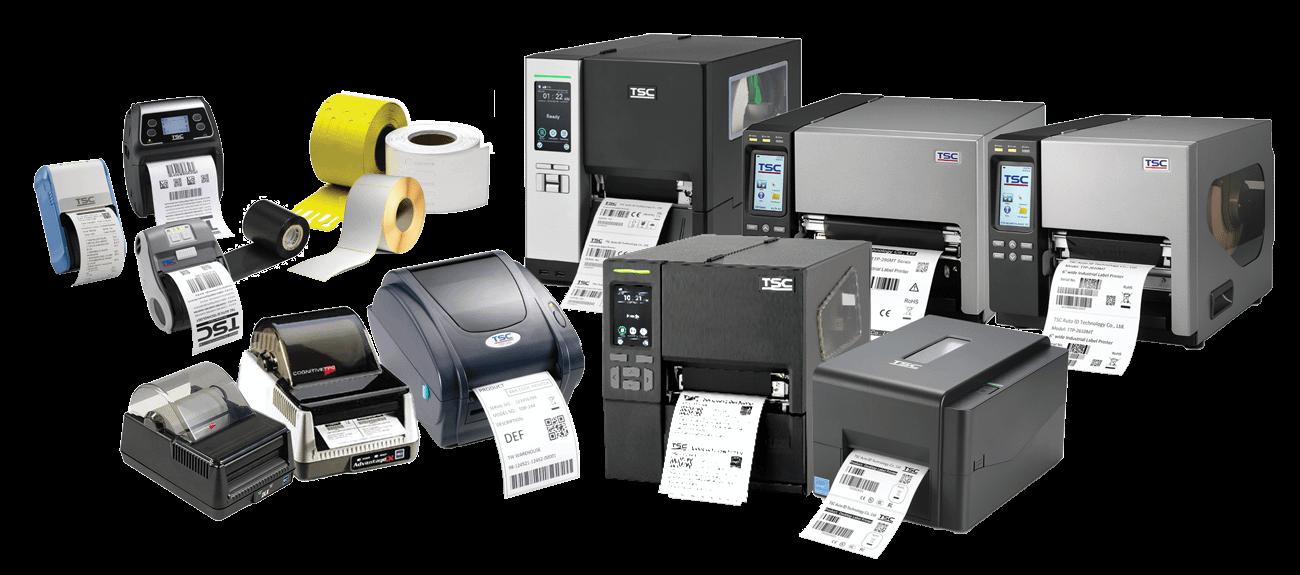 Printer RangewLabels