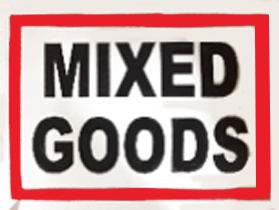 Mixed Goods White
