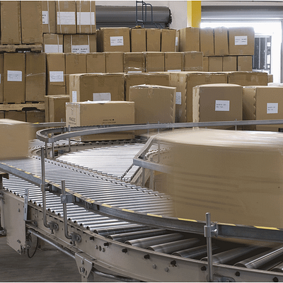 Carton, Dispatch & Pallet Labels