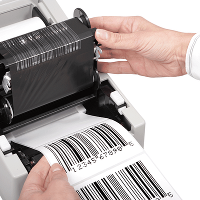Barcode Ribbon Printer