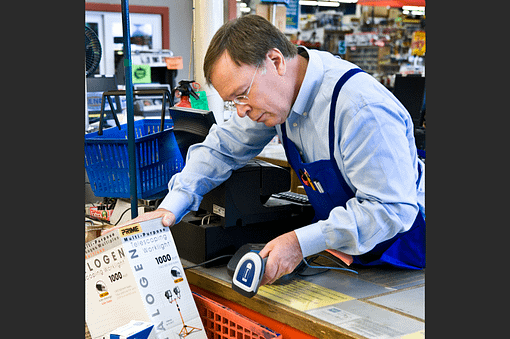 Hardware Store Scan
