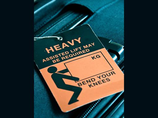Heavy Duty Tag