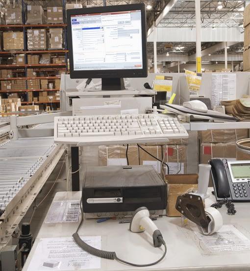 Desktop Scanner Setup
