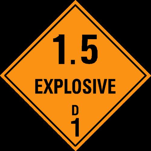 Explosives 1.5