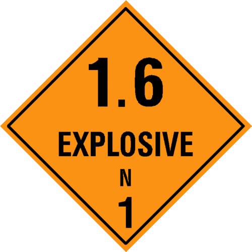Explosives 1.6